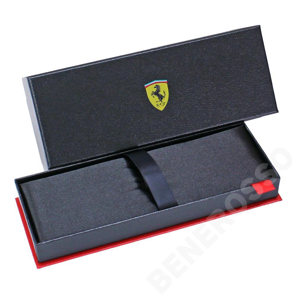 フェラーリ CROSS センチュリーII ボールペン グロッシーブラック FR0082WG-119