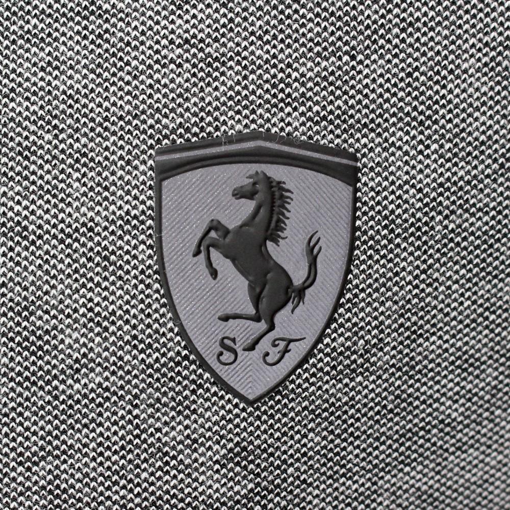 PUMA フェラーリ SF スタイル 2トーン ポロ 2021 ブラック 599878-01