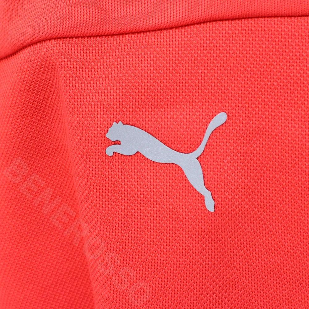 PUMA フェラーリ SF スタイル フード スウェットジャケット 2021 レッド 599871-02