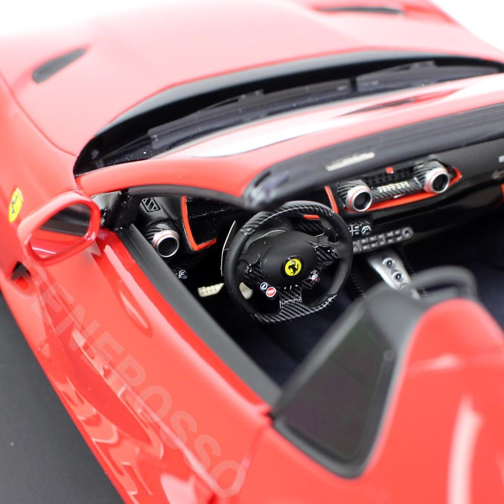 BBR MODELS 1/18スケール フェラーリ 812GTS Rosso Corsa P18184BV