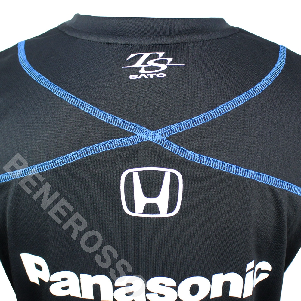 佐藤琢磨 TS レプリカ Tシャツ 2019 TS-1902