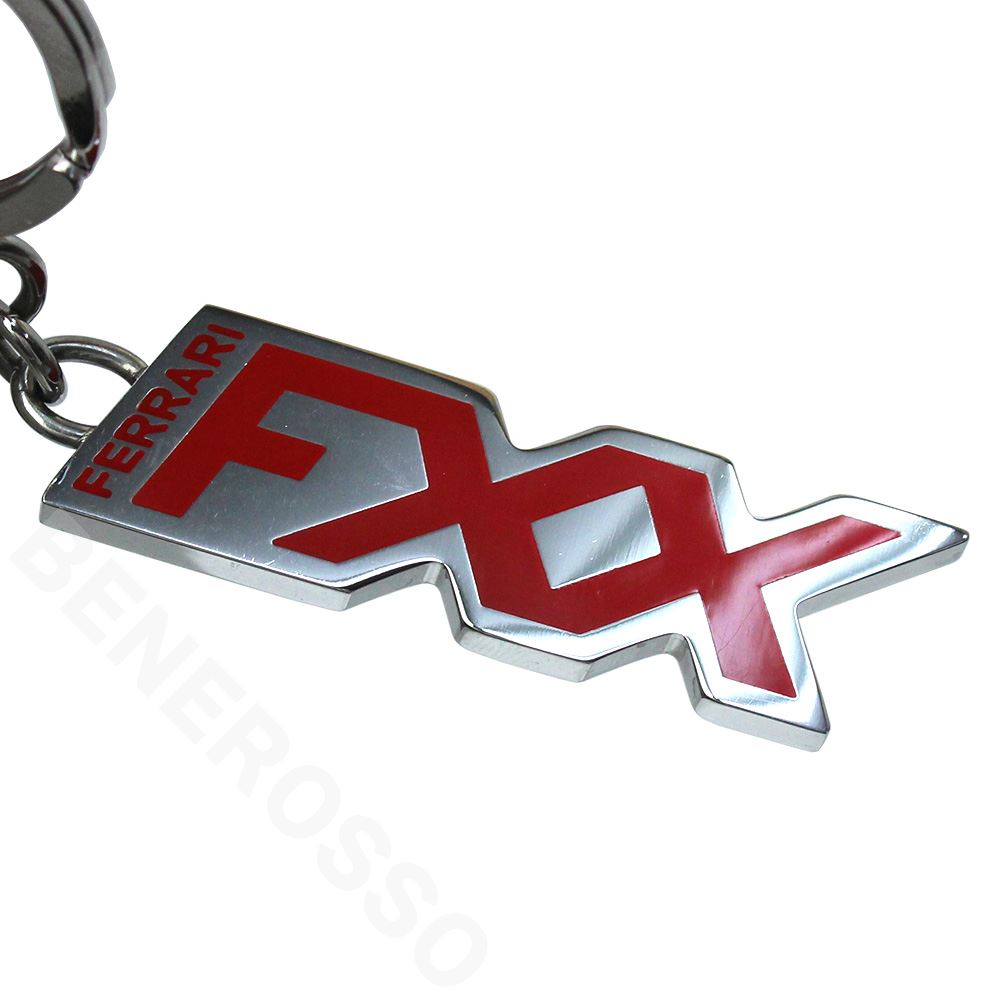 フェラーリ FXX メタル キーリング