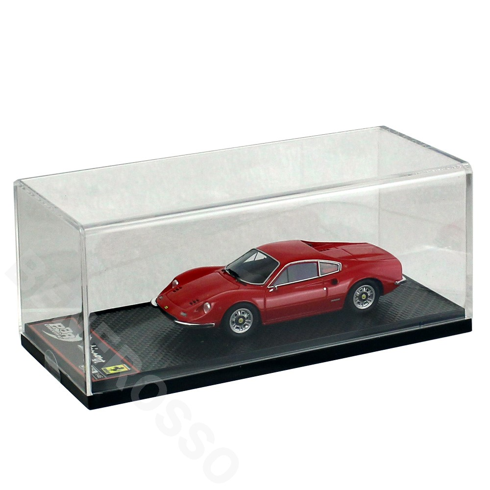 BBR MODELS 1/43スケール フェラーリ Dino 246 GT 1969 Red BBRC15A