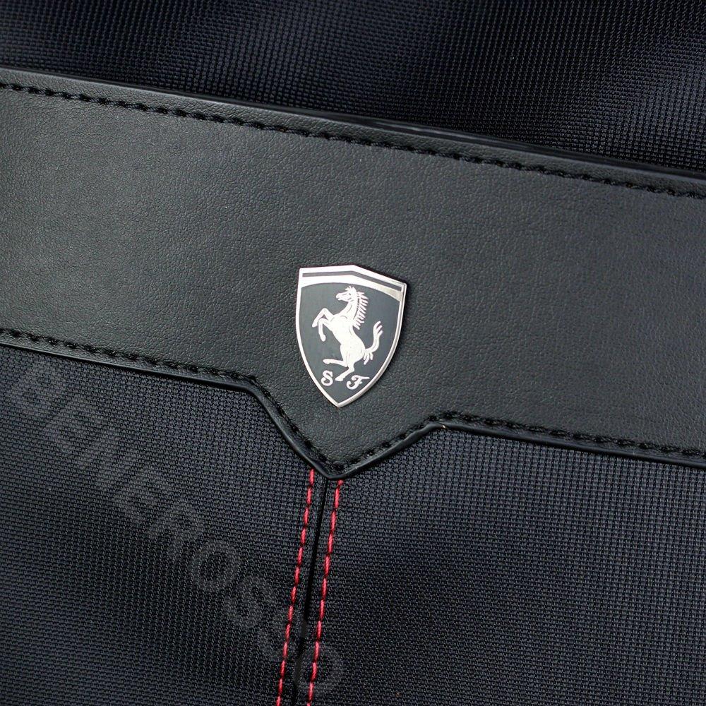 フェラーリ 15インチ ラップトップ用 バックパック FEOCEBP15BK