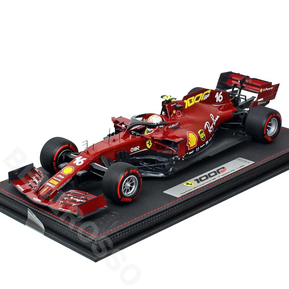 BBR MODELS 1/18スケール フェラーリ SF1000 トスカーナGP #16 C.ルクレール 2020 スペシャルカラー(ケース付)BBR161000DIE