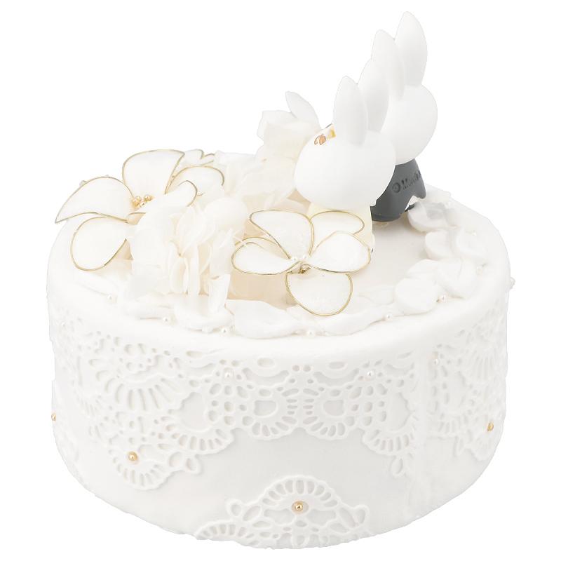 フラワーミッフィー ハッピーウェディングケーキアレンジ