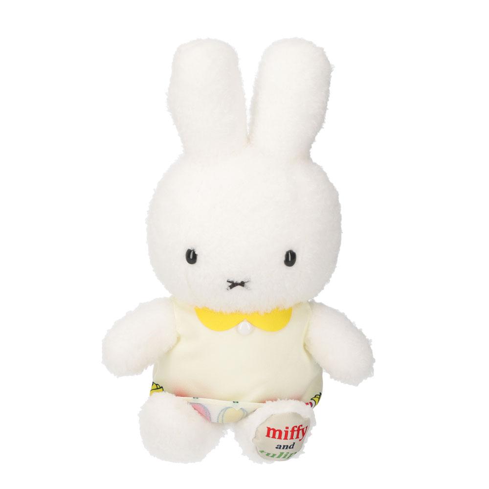 miffy and tulip ぬいぐるみ