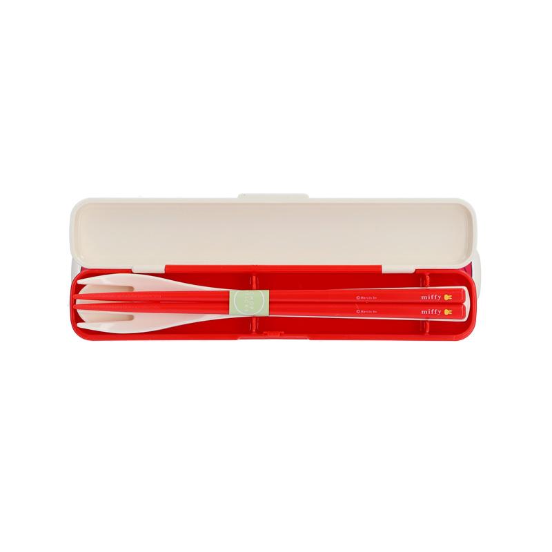 ミッフィー 抗菌食洗器対応スリムトリオセット チューリップ