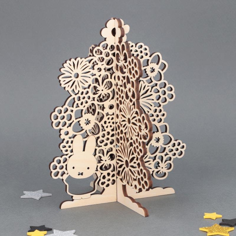 FLowerMiffy 木製フラワーツリー