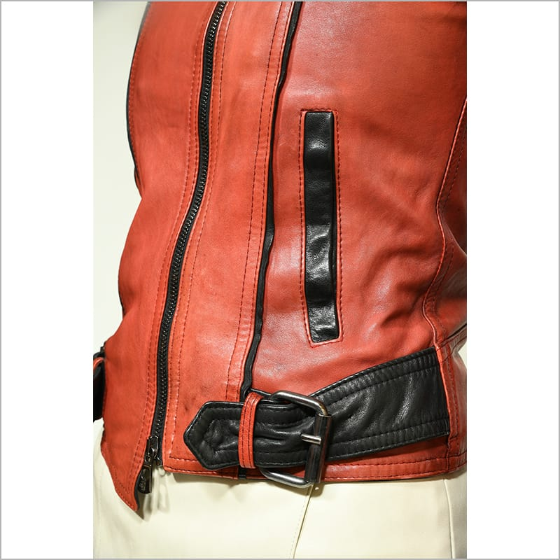 CHADY LIMITED ROSSO