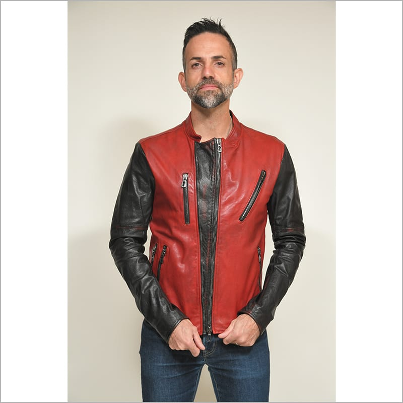 NELSON DC LIMITED ROSSO