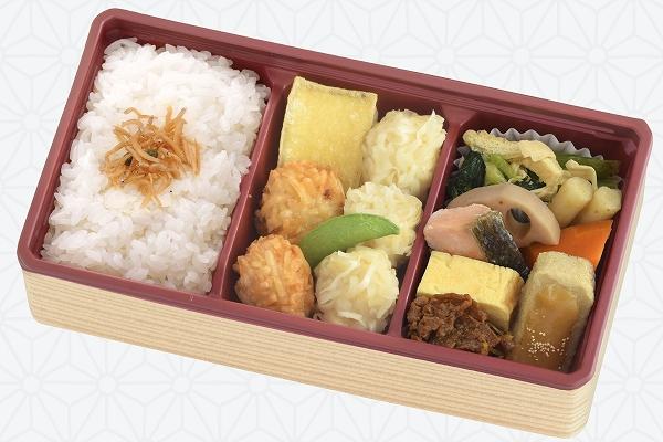 豆腐しゅうまい弁当 〜11/23