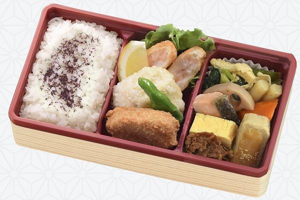 【東海限定】卯の花コロッケ&かにしゅうまい弁当 〜5/18