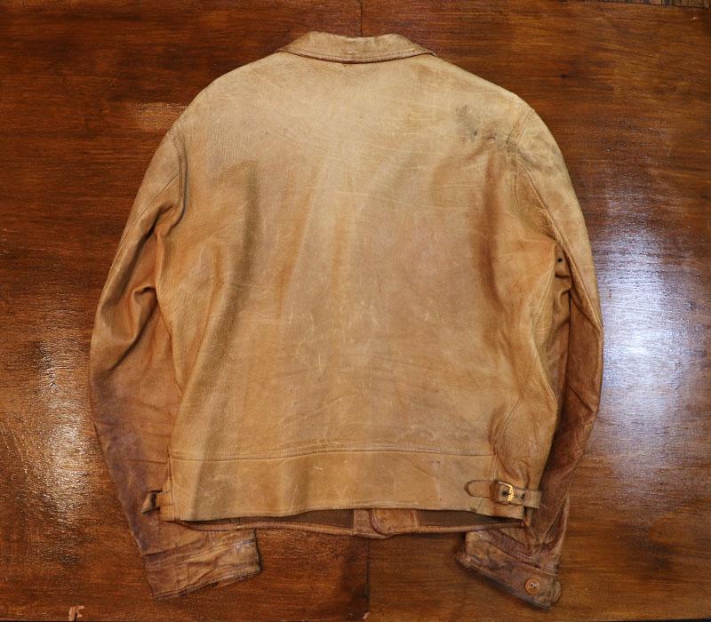 1930s COSSACK JACKET , DEER SKIN , Size 42