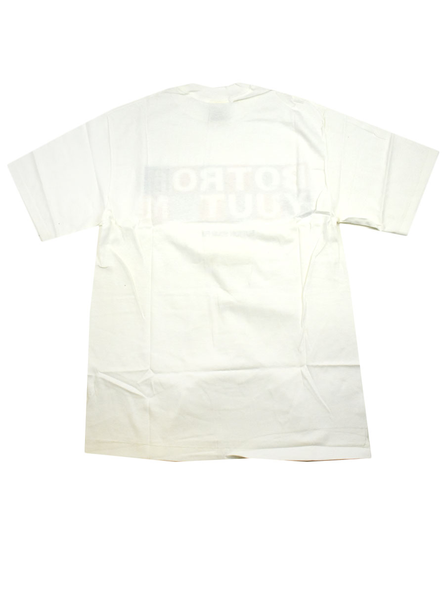 90's Levi's ''BOTTON YOUR FLY'' Tシャツ USA製 表記(M) DEAD