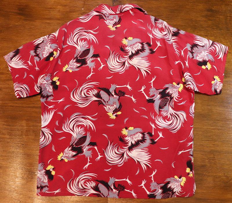 1950s HAWAIIAN SHIRT , Size L