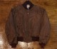 1950s McGREGOR NYLON REVERSIBLE JACKET , Size 42