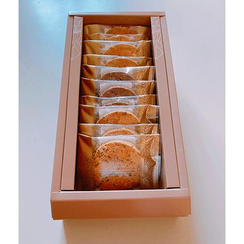 クッキーアソート(10枚入り)