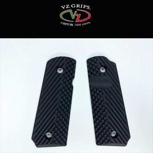 【VZ Grip】1911コンパクト用 O2-B-COM Operator2 Black