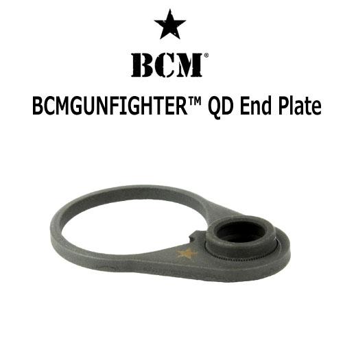 【アクセスオーバーシーズ経由正規品】【Bravo Company】BCM GUNFIGHTER QDエンドプレート