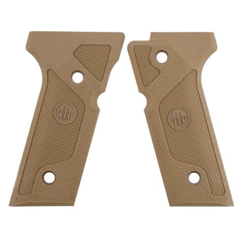 【アクセスオーバーシーズ正規品】Beretta M9A3/Vertec Thin Grips Polymer Tan【実物】