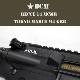 【送料無料】【東京マルイM4 ガスブローバックベース】BCM MCMR14.5インチ