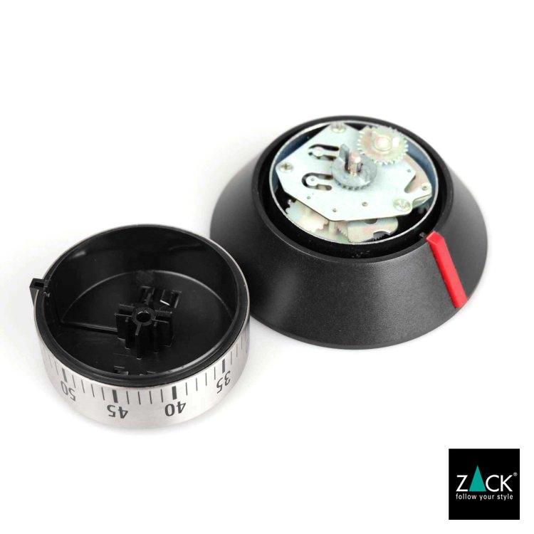 ZACK 20577 CONTE ドイツZACK社製モダンデザインのキッチンタイマー [在庫有り]