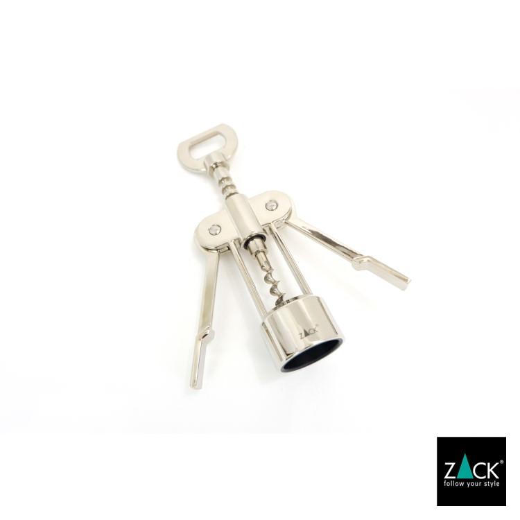 ZACK 30602 LAVIN ドイツZACK社製モダンデザインのレバーコークスクリュー [在庫有り]