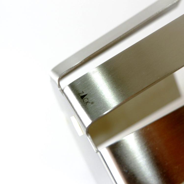 ZACK 30672 TOSTO ドイツZACK社製モダンデザインのブレッドバスケット [在庫有り]