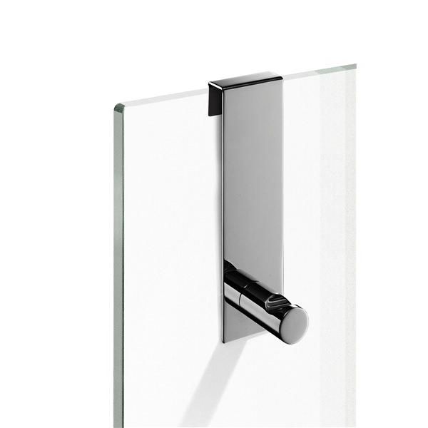 ZACK 40089 SCALA ドイツZACK社製モダンデザインのガラス用ドアフック [在庫有り]
