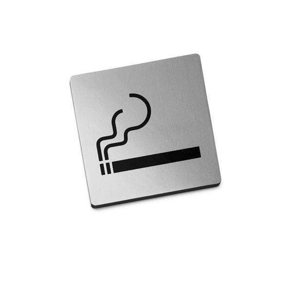ZACK 50720 INDICI ドイツZACK社製モダンデザインのピクトグラム(喫煙エリア用) [在庫有り]