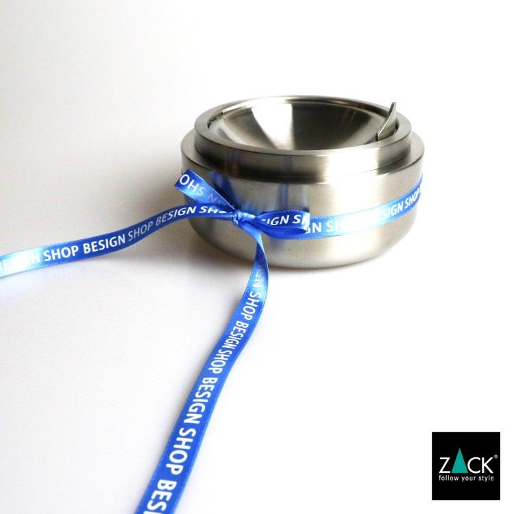 ZACK 50162 CONTAS ドイツZACK社製モダンデザインのティッピングアッシュトレイ(灰皿) [在庫有り]