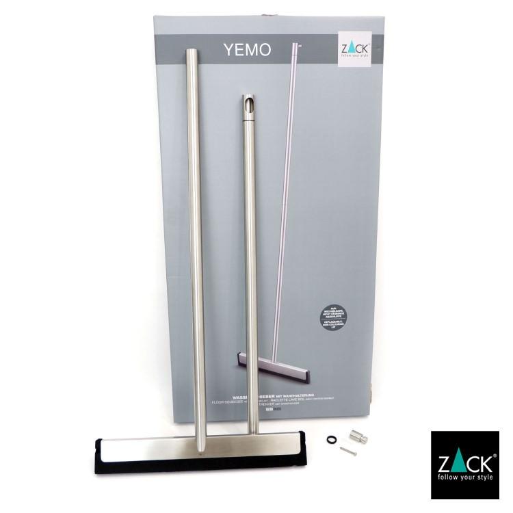 ZACK 40150 YEMO ドイツZACK社製モダンデザインのフロアスクイージー(フロアワイパー) [在庫有り]