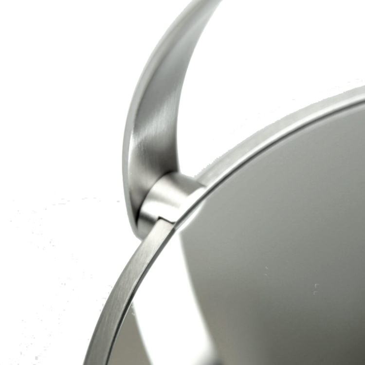 ZACK 40114 FELICE ドイツZACK社製モダンデザインのスタンディングミラー [在庫有り]