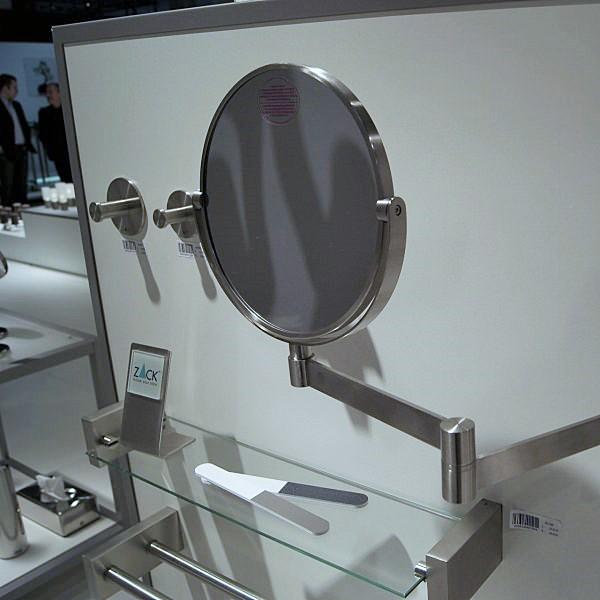 [廃番] ZACK 40195 FRESCO ドイツZACK社製モダンデザインのバスルームシェルフ