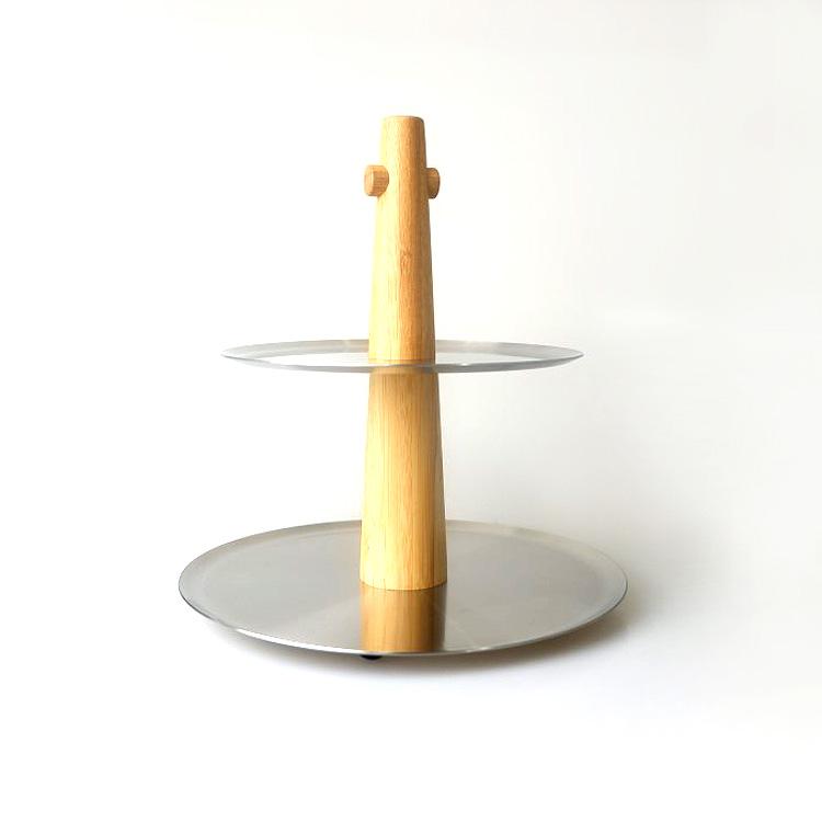 ZACK 30739 SEVORE ドイツZACK社製モダンデザインのケーキ/フルーツスタンド [お取寄せ]