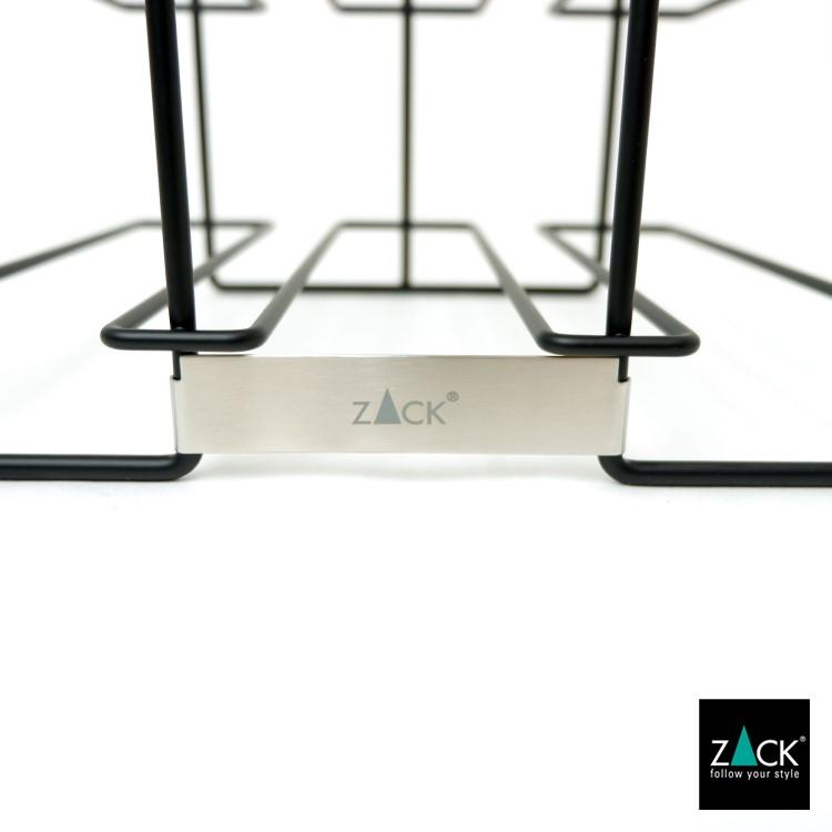 ZACK 20572 BACCA ドイツZACK社製モダンデザインのボトルラック [お取寄せ]