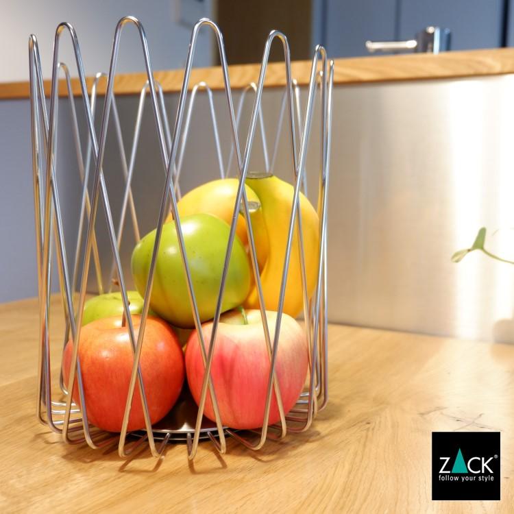 ZACK 30655 BIVIO ドイツZACK社製モダンデザインのフルーツバスケット [在庫有り]