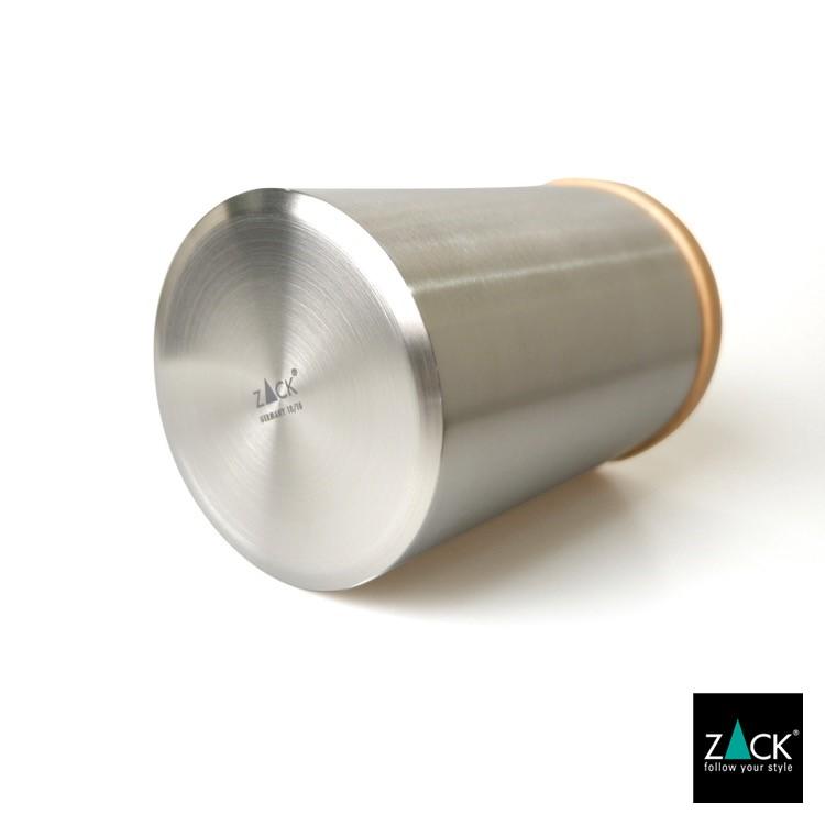 ZACK 24006 CERA ドイツZACK社製モダンデザインのコーヒーキャニスター [お取寄せ]
