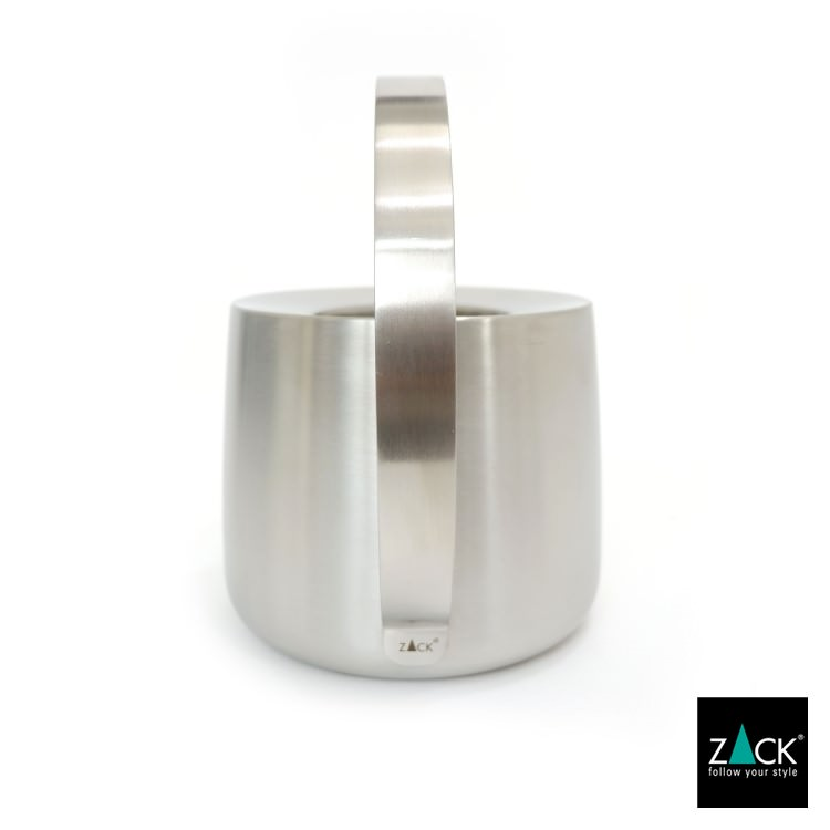 ZACK 22189 FLOWAS ドイツZACK社製モダンデザインのウォータリングカン(ジョウロ) [在庫有り]