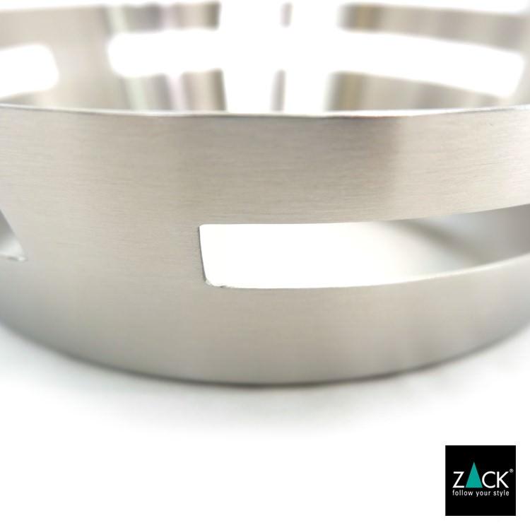 ZACK 30653 VAREO ドイツZACK社製モダンデザインのブレッド/フルーツボウル [在庫有り]