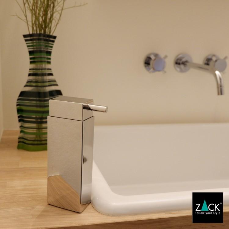 ZACK 40338 LINEA ドイツZACK社製モダンデザインのリキッドディスペンサー [在庫有り]