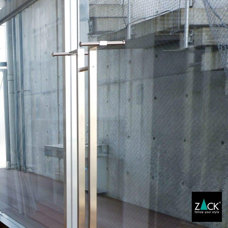 ZACK 50670 ATACIO ドイツZACK社製モダンデザインのコートラック [在庫有り]