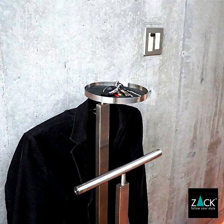ZACK 50671 ATACIO ドイツZACK社製モダンデザインのバレット(背広掛け) [在庫有り]