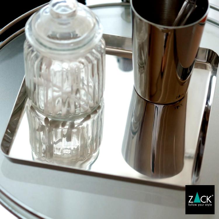 ZACK 20846 COLLO ドイツZACK社製モダンデザインのトレイ(スクエア) [在庫有り]