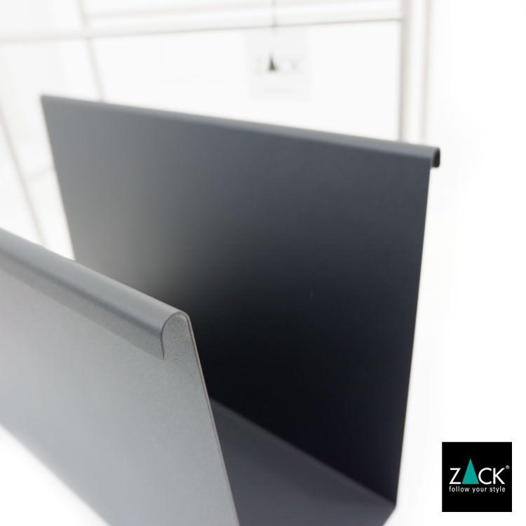 ZACK 50729 MECOR ドイツZACK社製モダンデザインのマガジンラック [お取寄せ]