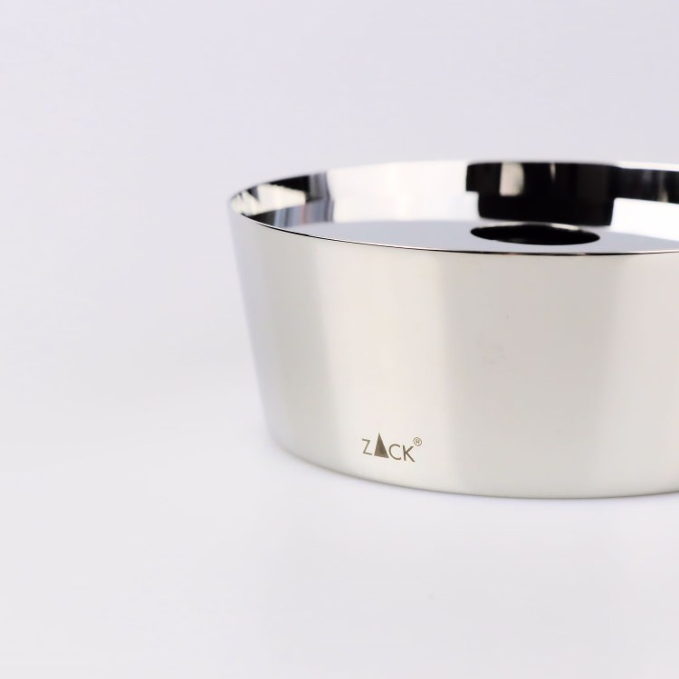 ZACK 40343 LYOS ドイツZACK社製モダンデザインのキャニスター(小物入れ) [在庫有り]