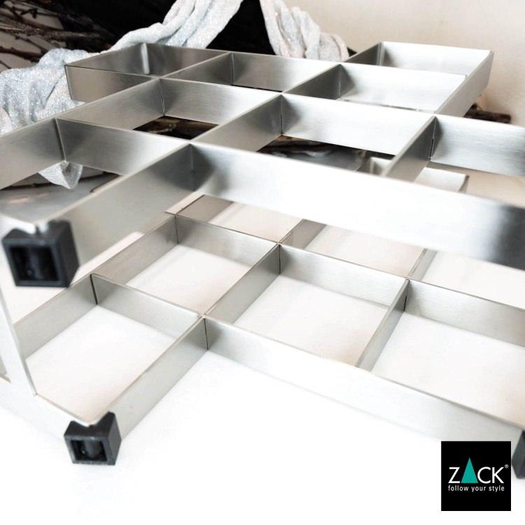 ZACK 20569 ALTO ドイツZACK社製モダンデザインのボトルラック(8本用) [在庫有り]