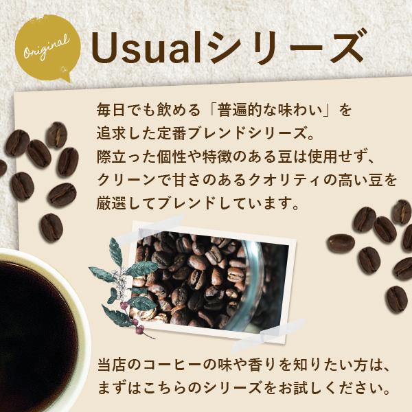 【中煎り】Usual medium500g