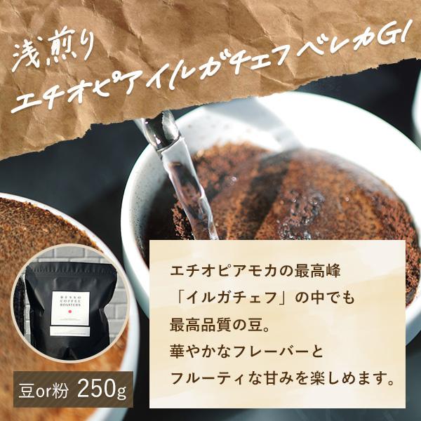 【浅煎り】イルガチェフ G1コンガ200g